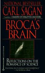 Broca's Brain: Reflections on the Romance of Science by Carl Sagan (1979)