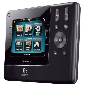 Harmony 1100 Advanced Universal Remote Control with 3.5-Inch Color Touch Screen