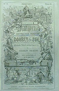 Dombey and Sons - by Charles Dickens (1848)