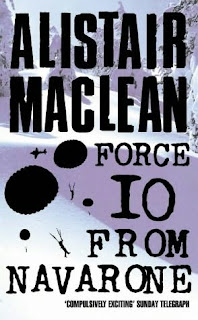 Force 10 from Navarone (published in 1968) - Authored by Alistair Maclean - Mallory and Miller sent to Yugoslavia to fight along with the partisans