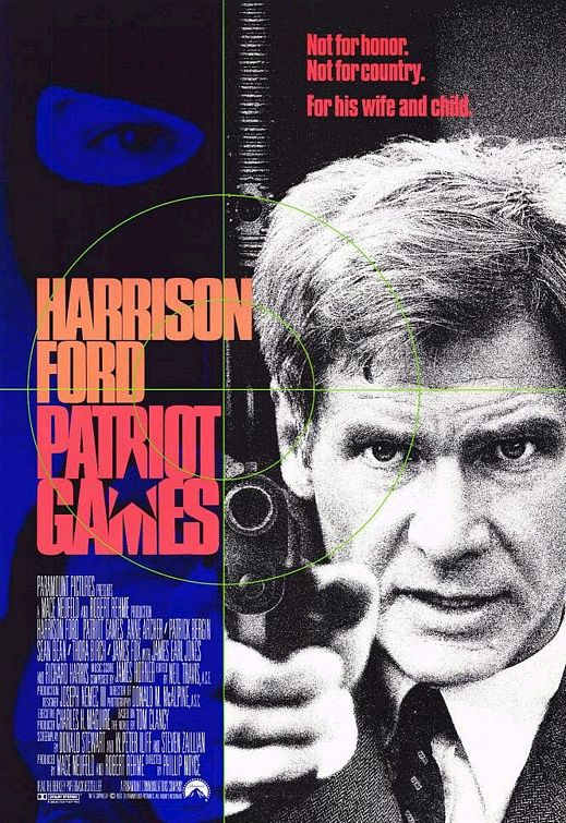 harrison ford patrior