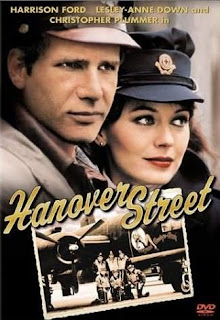 Hanover Street (released in 1979) - a war movie starring Harrison Ford (set during the second World War)