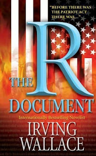 The R Document (published in 1979) - Written by Irving Wallace