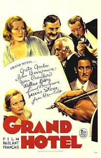 Grand Hotel (released in 1932) - Starring Greta Garbo, John Barrymore and Joan Crawford