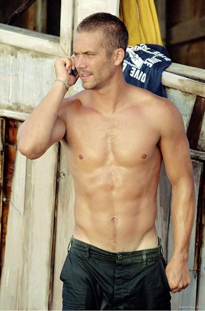Paul Walker hermoso cuerpo