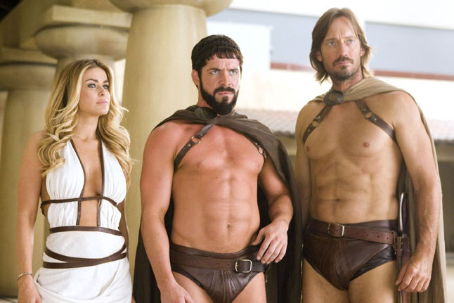 Blessed are the Geeks: Meet the Spartans