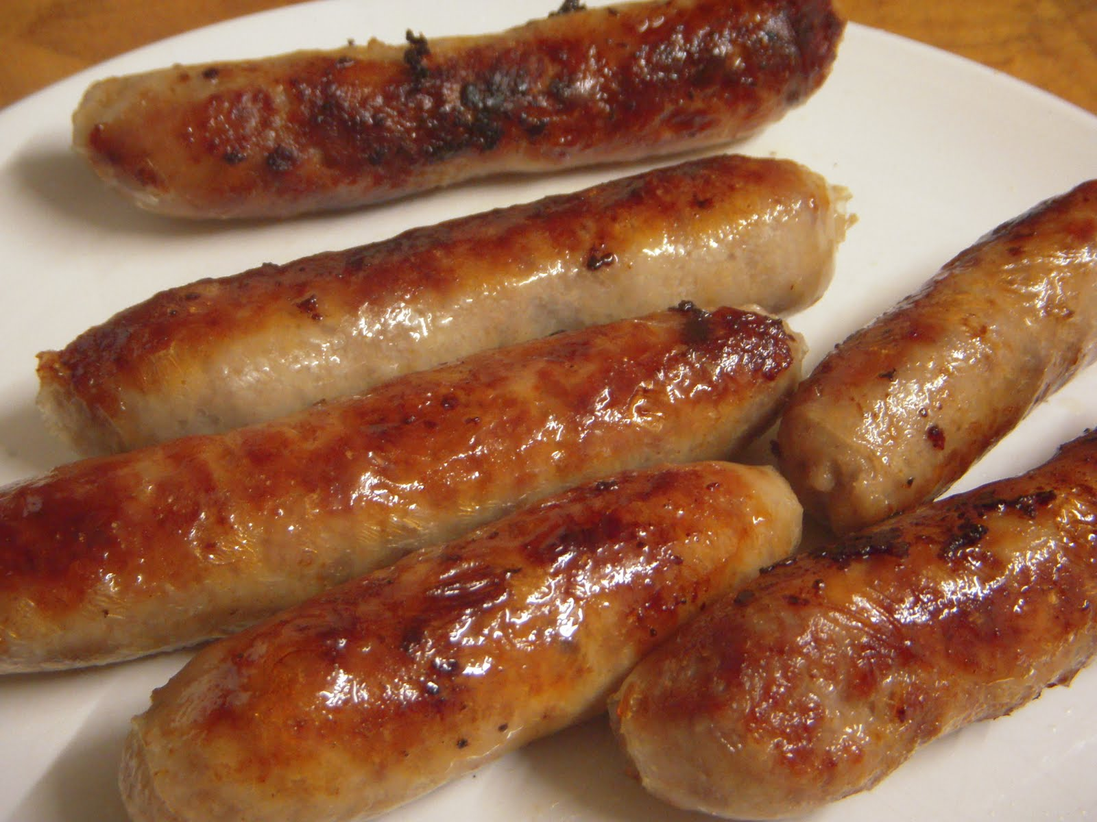 Breakfast Sausage Recipe — Dishmaps