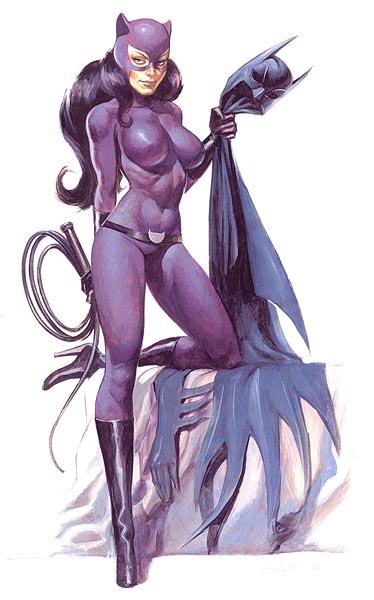 catwoman , la mas hermosa .♥
