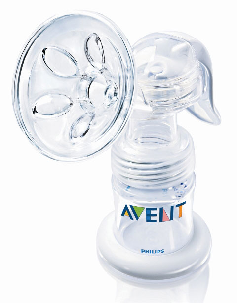 Philips Avent ISIS On-the-go Breast Pump Set