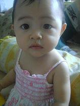 Raesa at 10 months