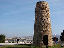 Linterna Castillo de Cartagena
