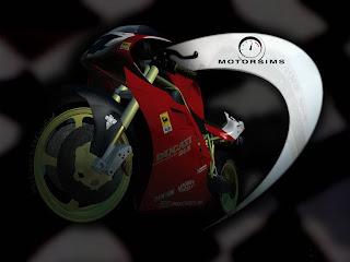 Ducati 916 Bike Wallpaper
