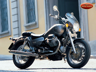 Moto Guzzi California Aluminium Wallpaper