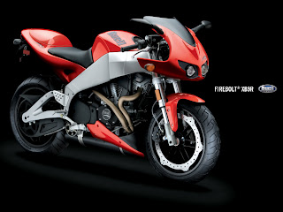 Buell Firebolt XB9R Studio Bike Wallpapers