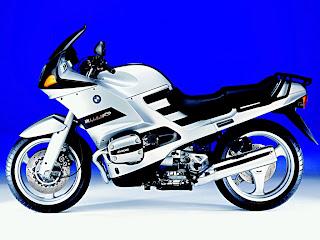 BMW R-1100-RS Sport