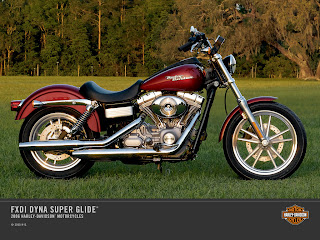Harley-Davidson FXDI Dyna Super Glide 2C 2006 Wallpapers