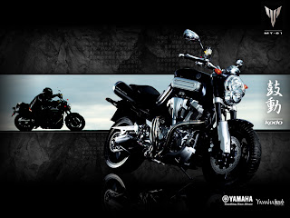 Yamaha MT-01 27Kodo 27 Concept Bike Wallpaper