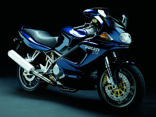 Ducati ST4-S ABS Street Bike