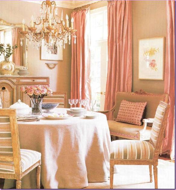 Luster interiors blush