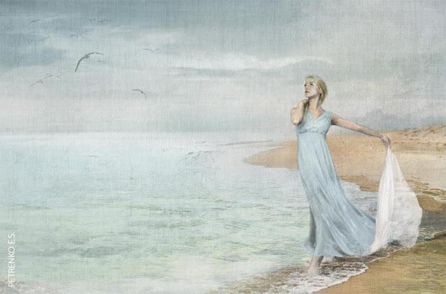 Я жду тебя...у моря в тишине