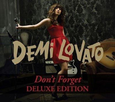Demi Lovato - Don�t Forget (Deluxe Edition)