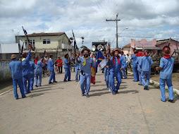 Desfile em Araçoiaba - 2010