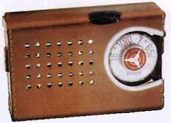 O Primeiro Rádio Transtorizado