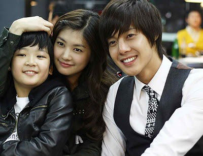 Kim Hyun Joong Forever: Kim Hyun Joong and Jung So Min Nice Picture