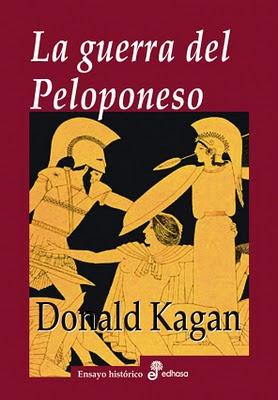 La guerra del Peloponeso Donald Kagan