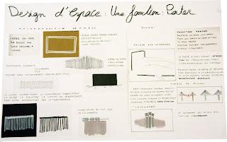 Caroline da silva design d 39 espace 3 for Espace 3 architecture