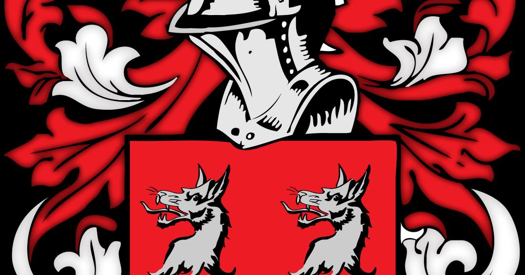 dynamic dog graphix robertson coat of arms