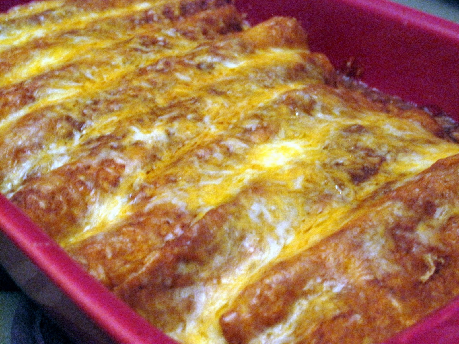 Twin Tables: El Cholo Cheese Enchiladas