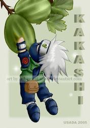 Kakashi Chibi