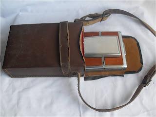 Tas antik koleksi kamera