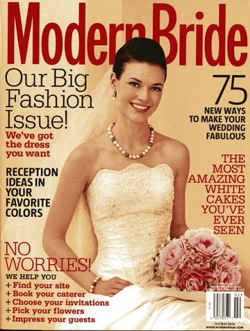 ... for women's wedding magazines that it surpasses the lust for porn!! Wow.