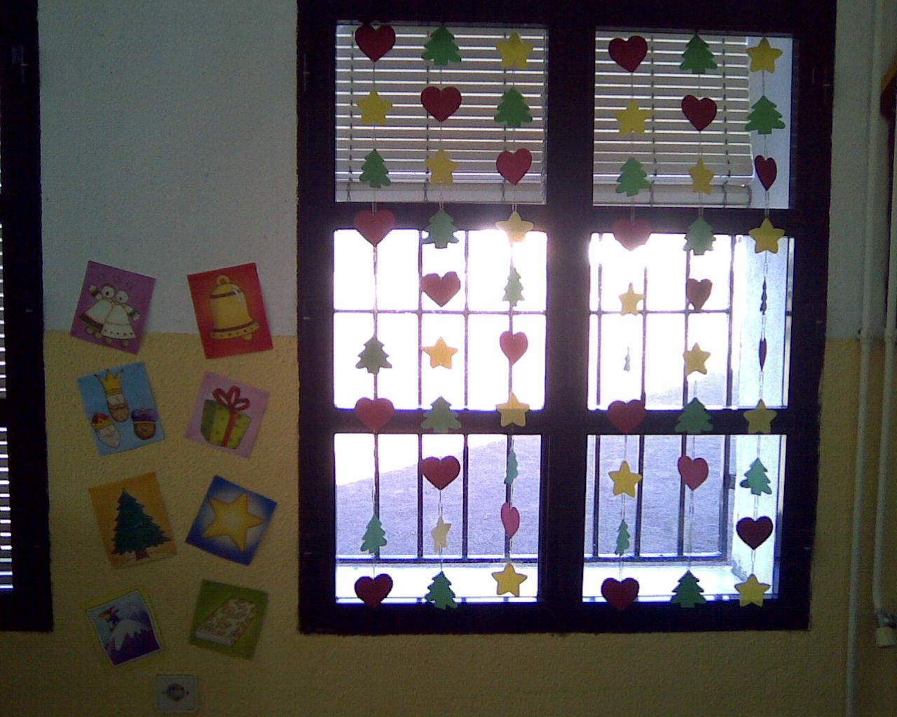 Hablalandia decoramos nuestra aula for Cortinas para aulas