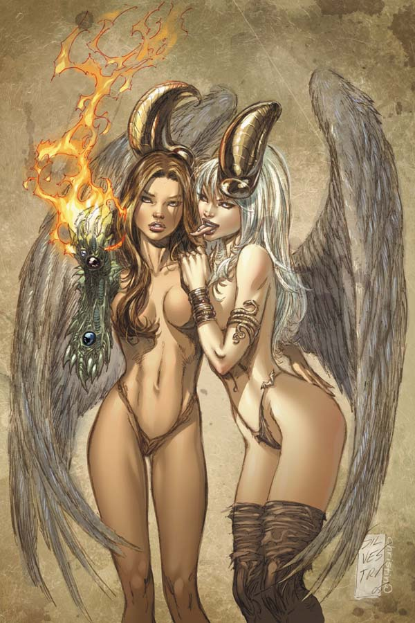 [Image: Angelus_Witchblade_Jay_Company_by_CeeCeeLuvins.jpg]