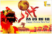 beautiful chinese new year celebration picture