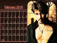 February 2010 Wallpaper