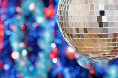 new years eve disco ball wallpaper