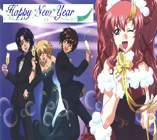 Anime New Year Pictures