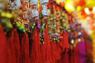 chinese new year ornament wallpaper