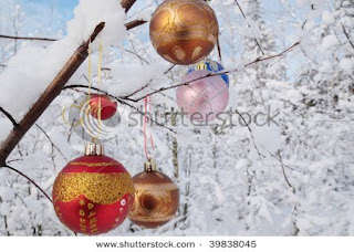 Snowy New Year Wallpapers