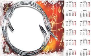 new year december 2010 calendar