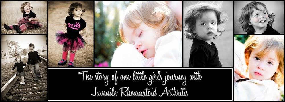 Bevin's Adventures with Juvenile Rheumatoid Arthritis