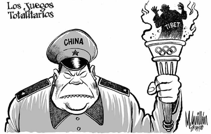 El Poder de Internet: Caricatura