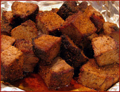 Fat Johnny's Front Porch: Brisket Burnt Ends