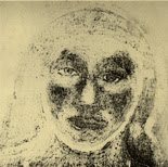 stone lithograph, 1982