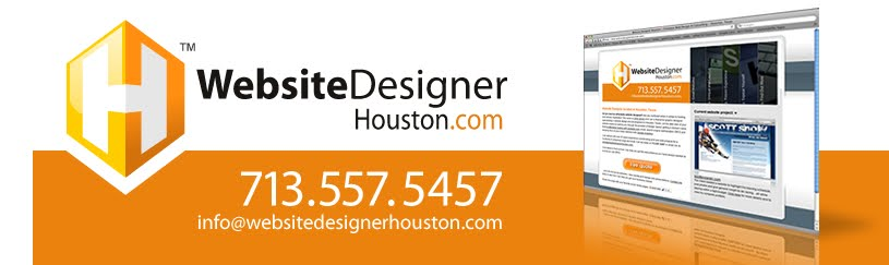 Houston Website Designer Chris Jones