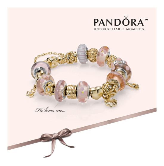 Pandora bracelets forgettable moments for Jewelry jobs las vegas